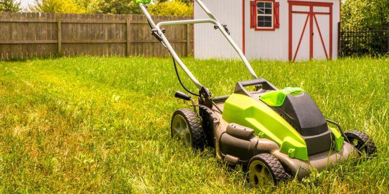 best battery powered lawn mower