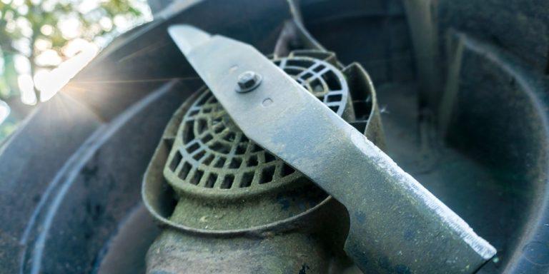 best lawn mower blade