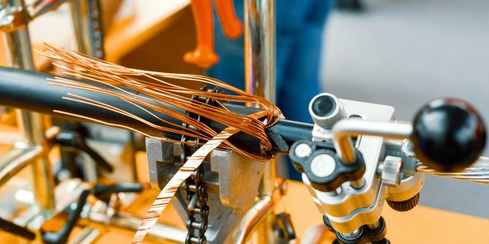 best wire stripping machine