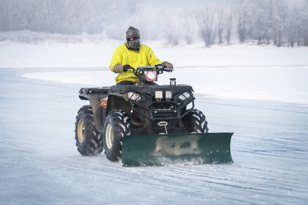 10 Best ATV Snow Plows in 2021