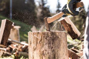 best axe for wood splitting