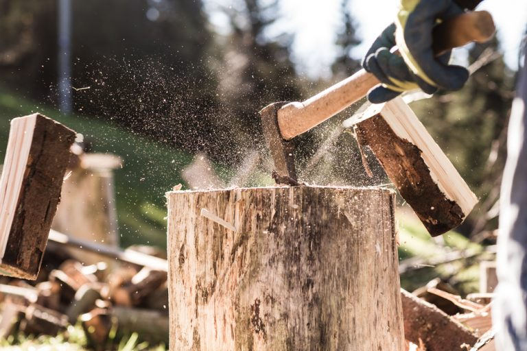 best axe for wood splitting