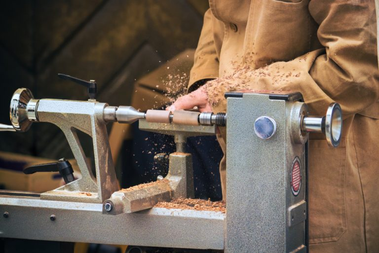 best small wood lathe