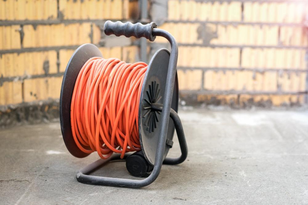 best extension cord reel